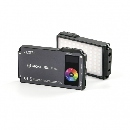 AtomCUBE RX1 RGBCW VIDEO LIGHT