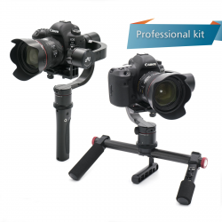 PILOTFLY H2B (Pro kit) 3axis Stabilizer for DSLR / Mirrorless Camera